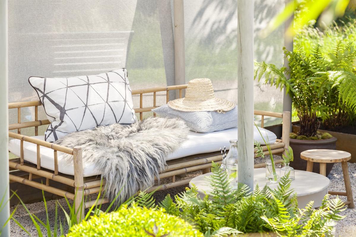 Mix des matières: la nouvelle tendance déco pour son jardin ...