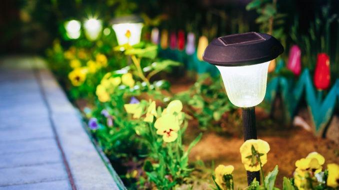 Eclairer jardin