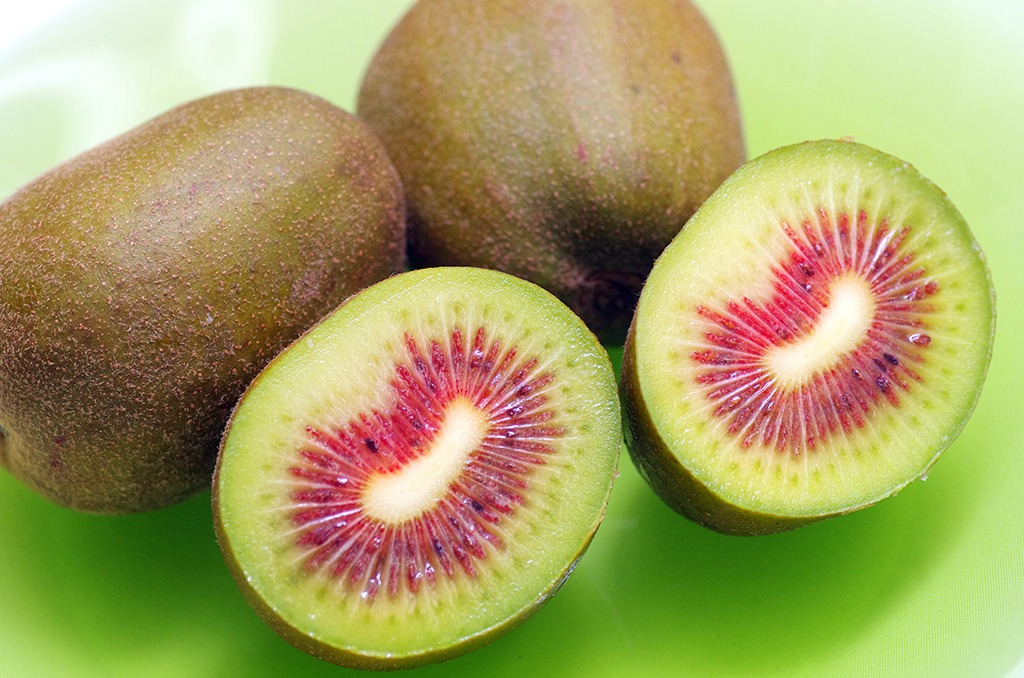kiwai kiwi rouge