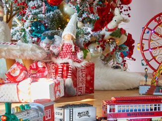 Noël rouge et blanc
