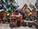 LUVILLE village animé Noel