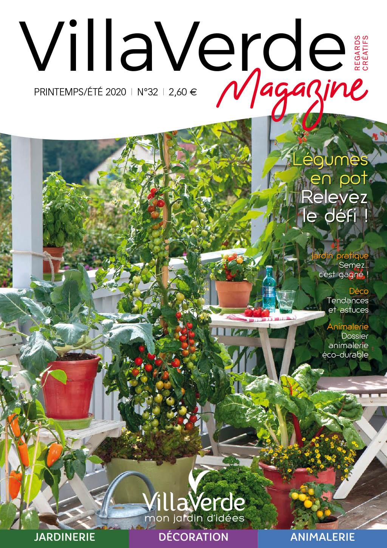 Magazine VillaVerde Printemps/Été 2020