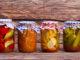 Bocal legumes conservation