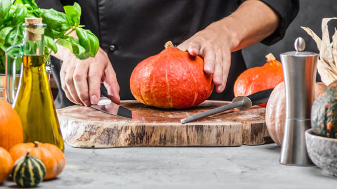 Recette cuisine potiron