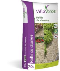 Villaverde Paillis de chanvre 20L