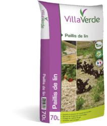 Villaverde Paillis de lin