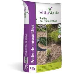 VillaVerde Paillis de miscanthus