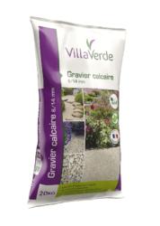 VillaVerde GRAVIER BLANC CALCAIRE